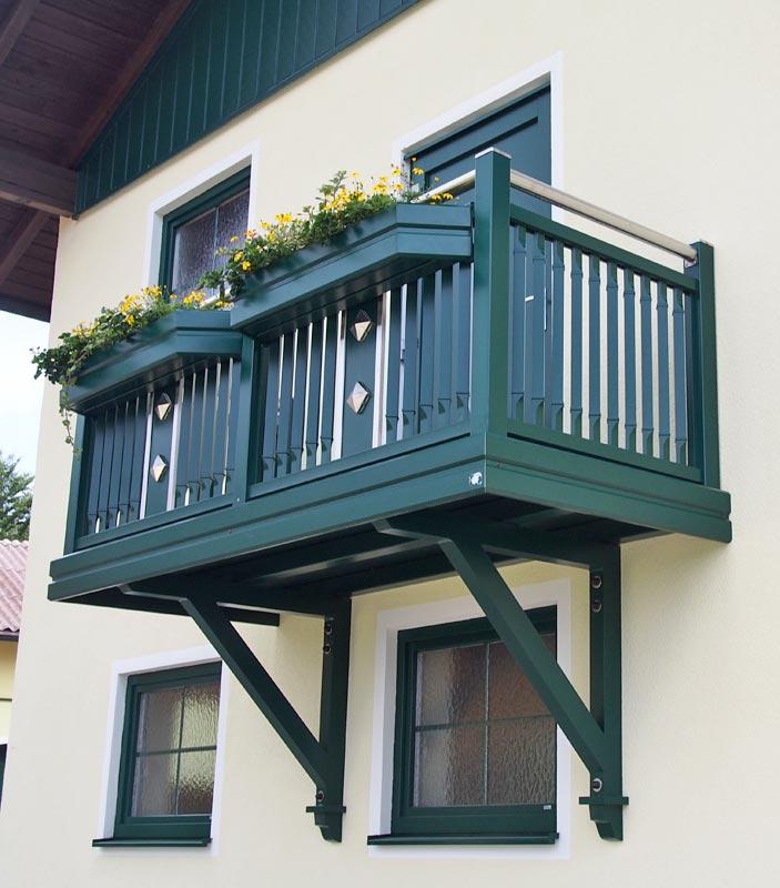 anbaubalkone balkonanbau von hansel. Black Bedroom Furniture Sets. Home Design Ideas